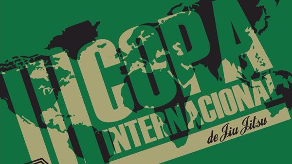 COPA INTERNACIONAL DE JIU JITSU